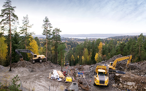 Indførsel af maskiner og værktøj til Norge